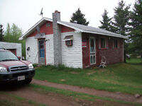House on 1 acre land in St-Andre ( near Cap-Pele)
