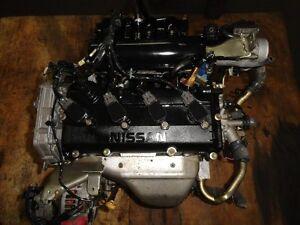 JDM NISSAN ALTIMA QR20 2.0L DOHC ENGINE REPLACEMENT QR25