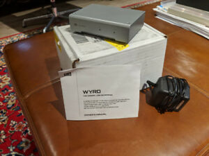Schiit Wyrd USB cleaner for Hifi audio - Mint condition