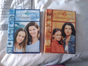 Gilmore Girls Seasons 1 & 2
