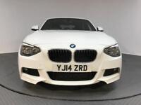 2014 14 BMW 1 SERIES 2.0 116D M SPORT 5D 114 BHP DIESEL