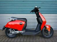 Super Soco CUX 1300W Electric Scooter Moped 1 left.