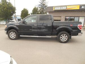 2011 Ford F-150 XTR SuperCrew 5.5-ft. Bed 4WD Peterborough Peterborough Area image 3