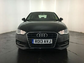 2013 AUDI A3 SPORT TDI DIESEL 5 DOOR HATCHBACK 1 OWNER SERVICE HISTORY FINANCE