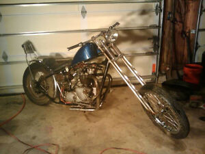 1969 triumph bonneville chopper project t1250 650