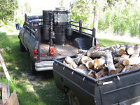 1984 Dodge  Pickup Truck with wood gasifier