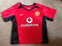 football man u top