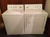 PRICE REDUCTION!!!!! - Kenmore Large Load Washer/Dryer
