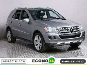 2010 Mercedes Benz ML350 ML 350 4MATIC MAGS GR ELECT BLUETOOTH T
