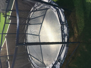 High quality trampoline $350