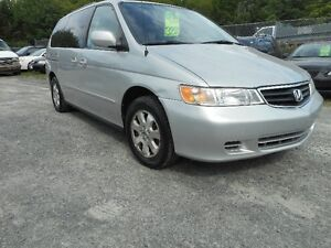 2004 Honda Odyssey tax included Minivan, Van