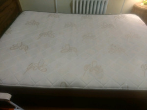 Brand New Queen Size Mattress & Box - Moving Sale