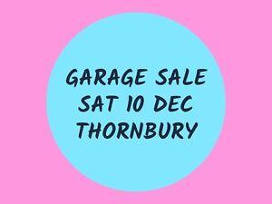 Thornbury Garage Sale • Most items under $15 Thornbury Darebin Area Preview
