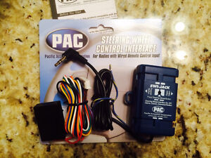 PAC SWI-JACK Retain Steering Wheel Controls Alpine Clarion JVC..