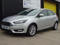 2016 (16) Ford Focus 1.5 TDCi 120 Zetec Diesel *NAV* £0 road tax
