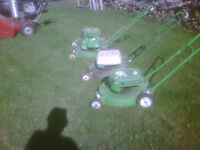 3 lawnboy lawnmowers for sale
