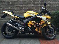 Yamaha R6 - R46 Special Edition