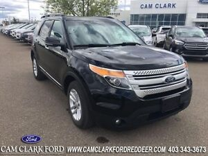 2012 Ford Explorer XLT  Moonroof Leather Rear Camera
