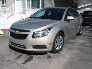 2013 Chevrolet Cruze LT Berline
