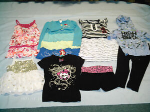 Girls Summer Clothes size 7