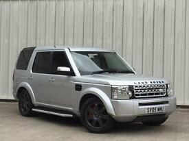 2005 Land Rover Discovery 3 2.7TD V6 ( 5st ) auto 2010 STYLING PX SWAP