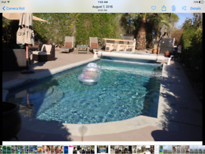 Palm Desert 3 bedroom pool and spa home close to El Paseo