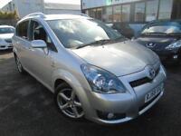 2009 Toyota Verso 2.2D-4D T180 - Silver - 7 Seater + Platinum Warranty!