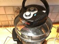 Halo Wave Cooker