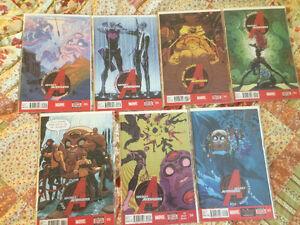 Secret Avengers V2 and V3! 24 Comics!
