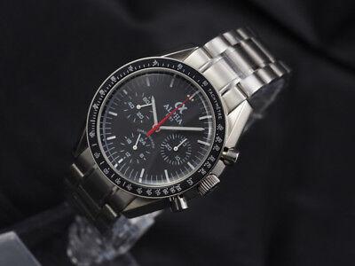 Alpha mechanical chronograph men's watch