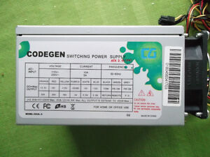 CODEGEN SWITCHING POWER SUPPLY CG-EL-6 450W