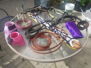 Horse Tack! Needs To go! Best offer