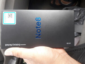 Selling new, sealed, Unlocked Samsung Galaxy Note 8