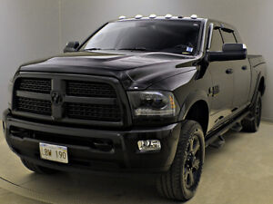 Black Beauty - 2015 Dodge Power Ram 2500 Pickup Truck