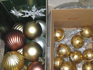 Lots Christmas Items,Tree Decor, Wreathes, Garlands,Candle Items