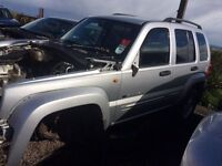 Jeep Cherokee / BREAKING ALL PARTS AVAILABLE