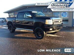 2012 Chevrolet Silverado 1500 LTZ  MASSIVE LIFT! LOW ORIGINAL KM
