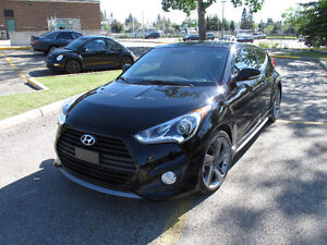 2013 Hyundai Veloster Turbo 6sp Tech Coupe (2 door)