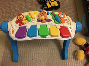 Fisher price musical interactive toy London Ontario image 2