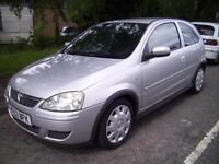 2004 04 Reg Vauxhall/Opel Corsa 1.2i 16v ( a/c ) Design