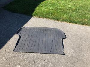 Cargo/trunk Mat for 2010 Subaru Forester cargo mat.  $20.00