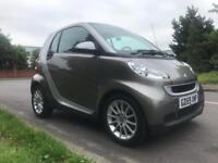 2010 Smart Fortwo 1.0 MHD Passion Softouch 2dr