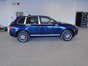 2004 PORSCHE CAYENNE TURBO! 450HP! 126,000KMS! ONLY $18,900!!!!