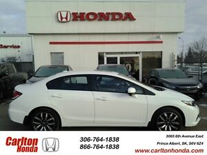 2014 Honda Civic Touring CVT