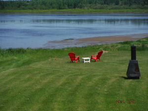 WATERFRONT COTTAGE GRAND BARACHOIS NEAR SHEDIAC