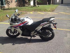 Honda CBR 500 R in MINT Condition