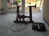 Elite cycle trainer