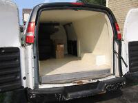 2005 GMC Savana Cargo, Van