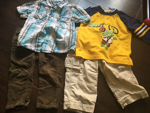 Baby/Toddler Boys Outfits  (18-24 months) in
