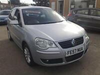 2007 VOLKSWAGEN POLO 1.2 60 S 5DR